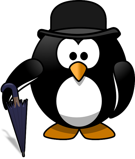 penguin with hat Are You Protecting Your Website from These Google Updates